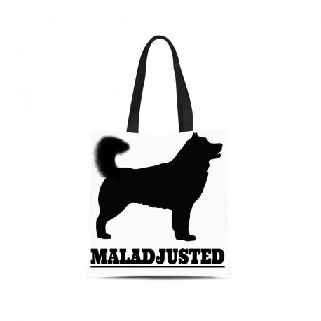 [TOTE BAG] Mal-Adjusted - For Alaskan Malamute Lovers