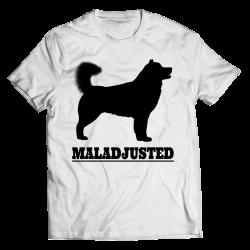 Mal-Adjusted - For Alaskan Malamute Lovers