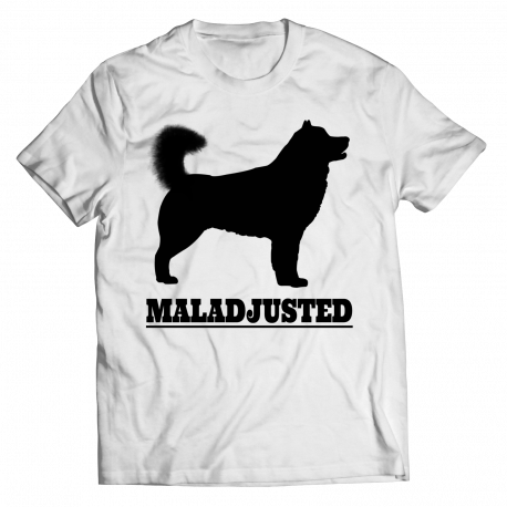 Mal-Adjusted - For Alaskan Malamute Lovers