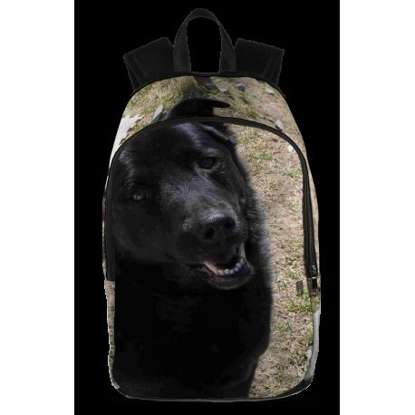 My Favorite Black Lab (Backpack)