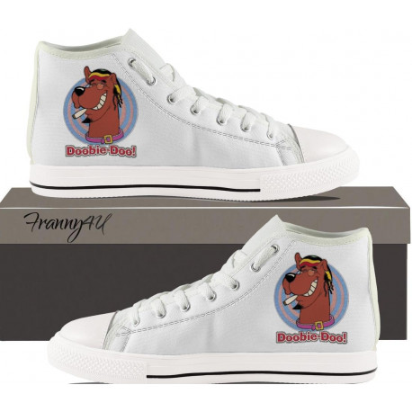 Doobie-Doo! Women's Hightop Shoes