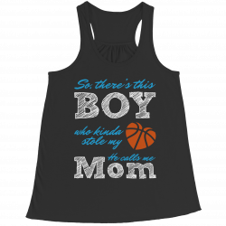 Limited Edition - So, There's this Boy who kinda stole my heart. He calls me Mom (basketball)