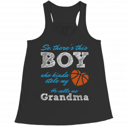 Limited Edition - So, There's this Boy who kinda stole my heart. He calls me Grandma (basketball)