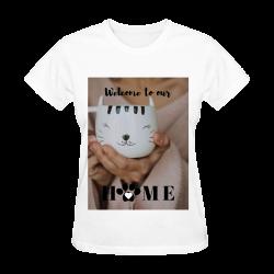 Welcome Classic Women T-Shirt