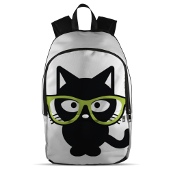 All Over Backpack - Kitty Glasses