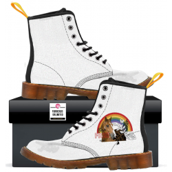 Womens Canvas Boots - Born Free