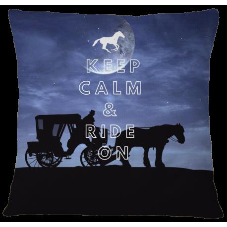 Pillow Case Cover - Keep Calm