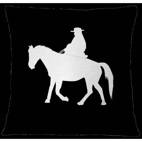 Pillow Case Cover - Cowboy