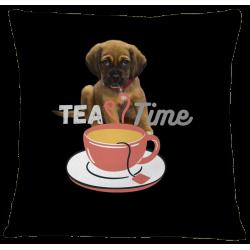 Pillow Case Cover - Tea Time