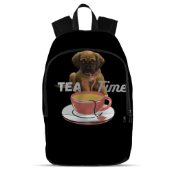 All Over Backpack - Tea Time