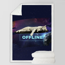 Fleece Blanket - Offline