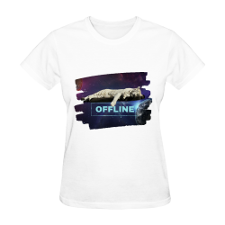 Classic Women T-Shirt - Offline