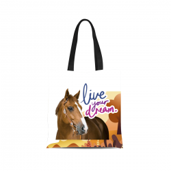 Canvas Tote Bag - Live your Dream