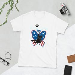 Keep Calm Premium Short-Sleeve Unisex T-Shirt