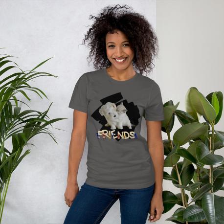 Friends Short-Sleeve Unisex T-Shirt