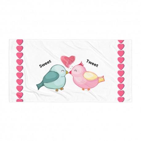 Sweet Tweet Towel