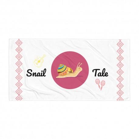Snail Tale Towel