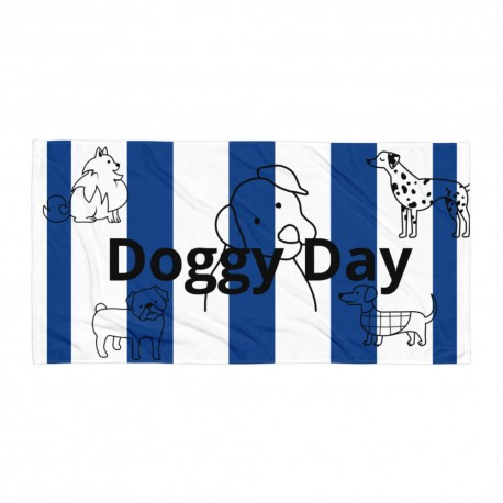 Doggy Day Towel