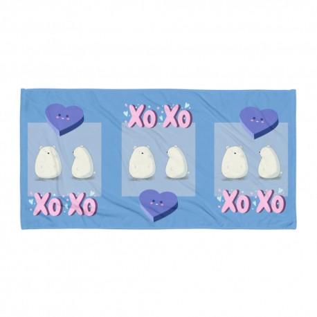 XOXO Towel