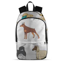 Dog Lovers Backpack