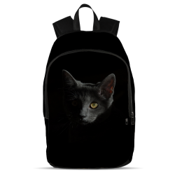 Mysterious Cat Backpack