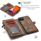 Luxury Leather Wallet Case For iPhone