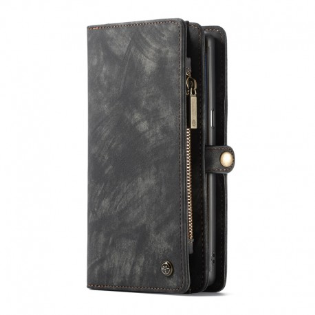 Luxury Leather Wallet Case for iPhone & Samsung Models
