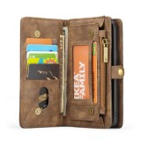 Stunning Multi-functional Leather Wallet Case for Samsung