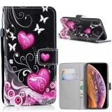 Adorable Wallet Flip Case for iPhone