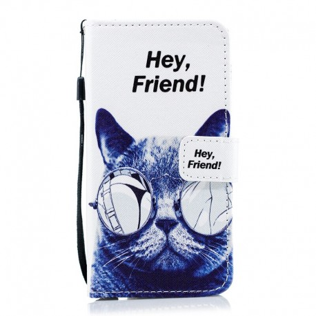 Adorable Wallet Flip Case for iPhone