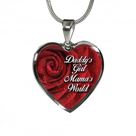Daddy's Girl, Mama's World - Stainless Heart