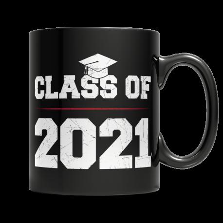 Class of 2021 - Black Mug