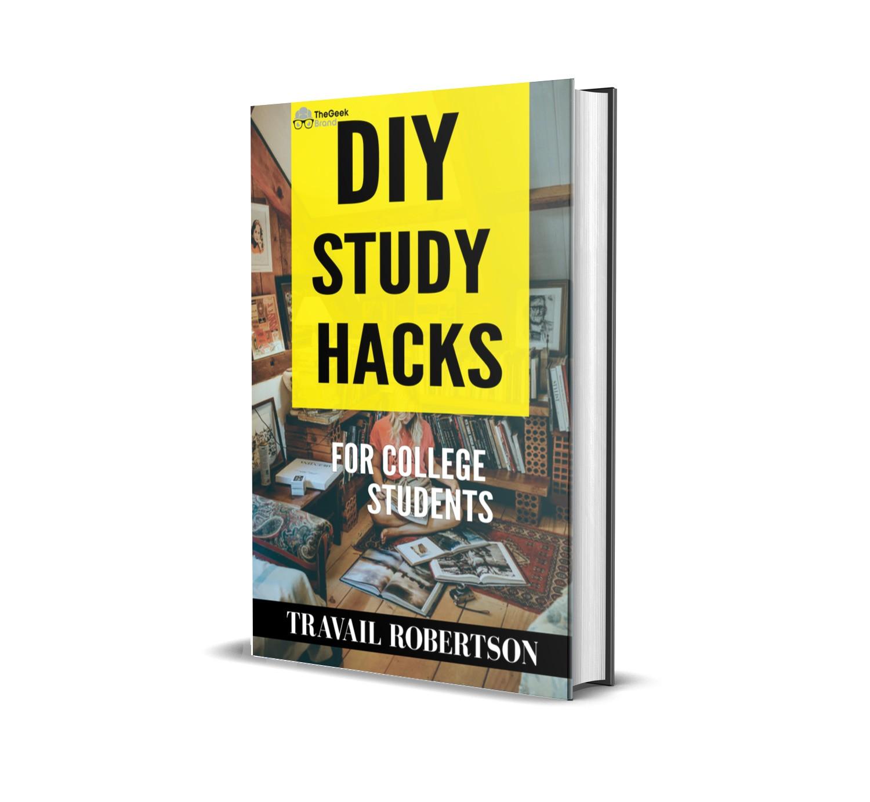 DIY Study Hack Ebook!