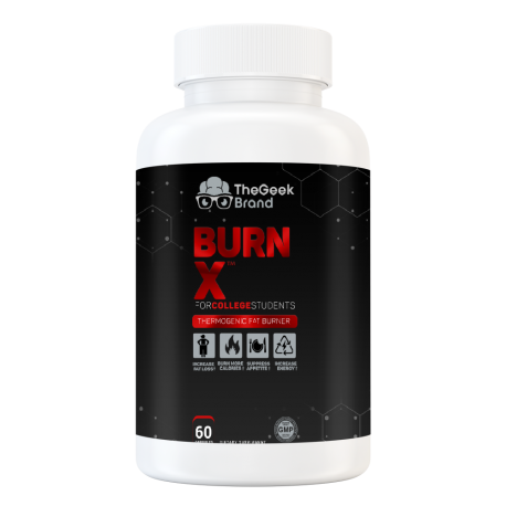 Burn X - Thermogenic Fat Loss Booster