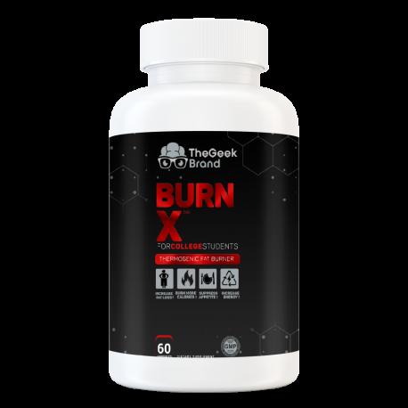 Burn X - Thermogenic Fat Loss Booster