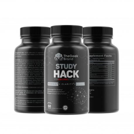 Study Hack - Improve Brain Function!