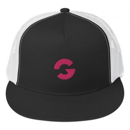Groove G 5 Panel Trucker Cap