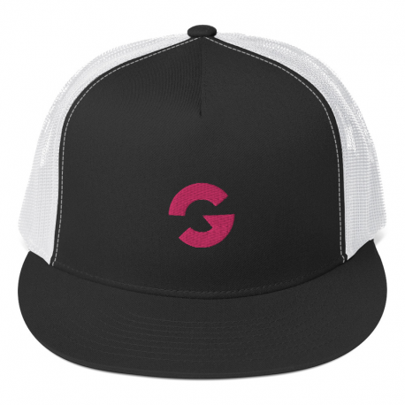 Groove G 5 Panel Trucker Cap