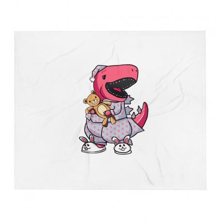 GrooveZilla Throw Blanket