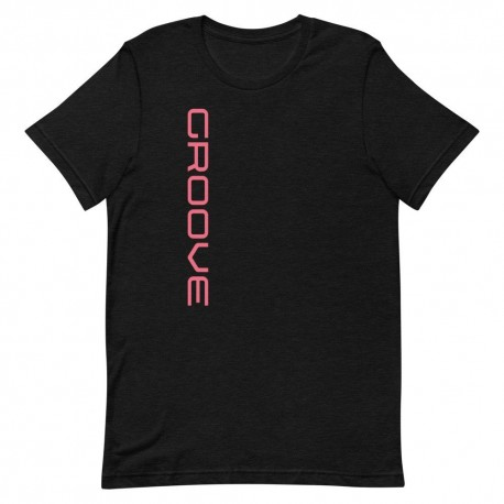 Groove Unisex Short-Sleeve T-Shirt