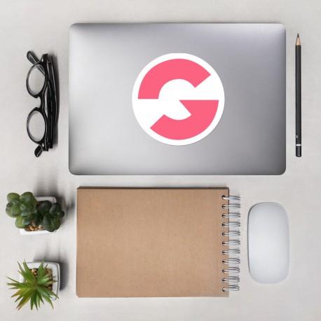 Groove G Bubble-Free sticker
