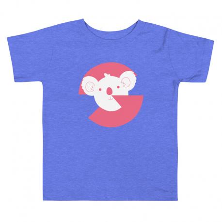 Groove G Koala Toddler Short Sleeve Tee