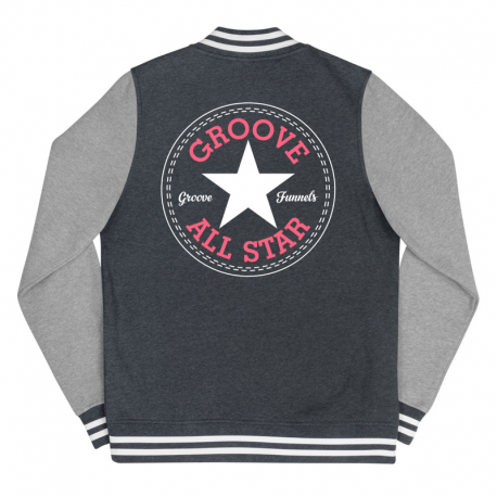 Women's Groove All Star Letterman Jacket