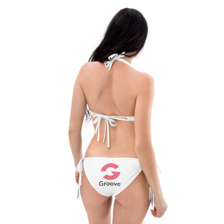 G Bikini Back view