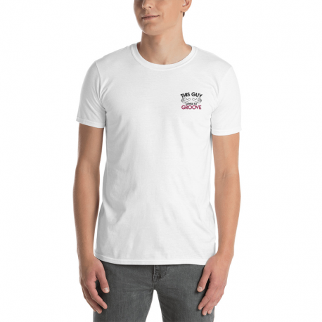 This Guy Loves to Groove Short-Sleeve T-Shirt