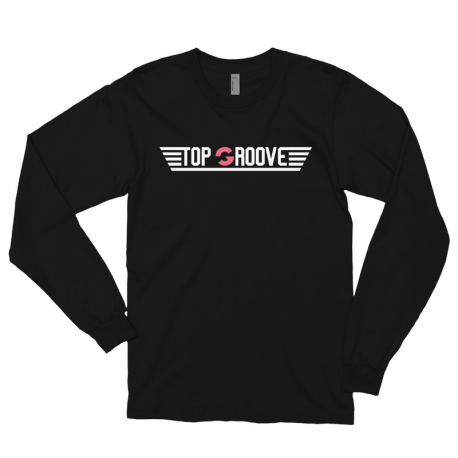 Top Groove Unisex Long Sleeve Shirt