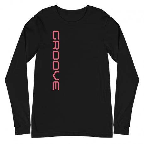 Groove Unisex Long Sleeve Tee