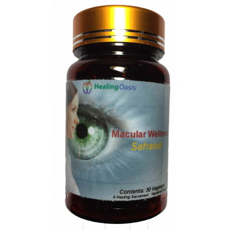 Macular Wellness Safranal