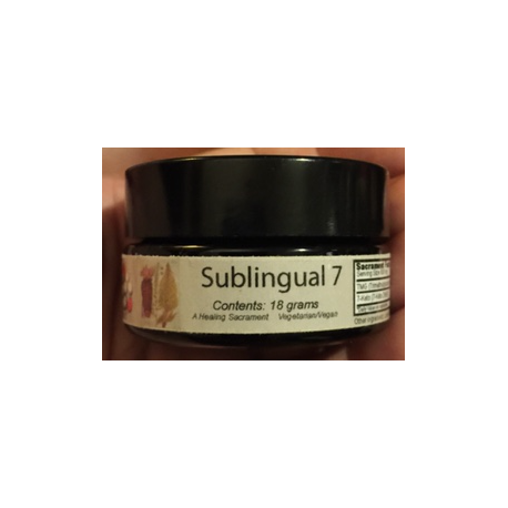 Sublingual 7 Keto