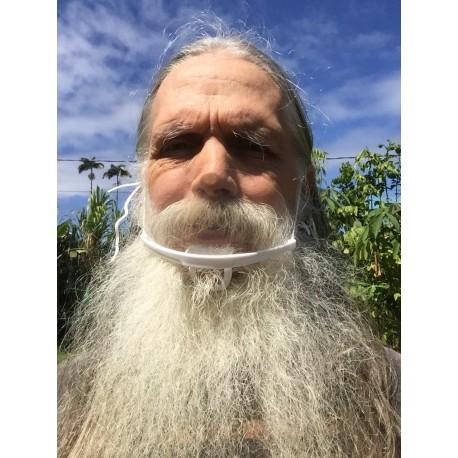 Hypoxia-Free Face Shield
